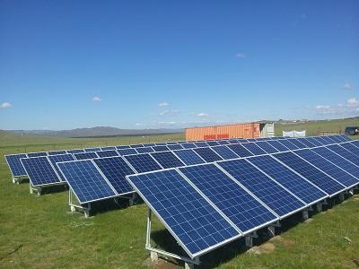 20KW solar off grid system
